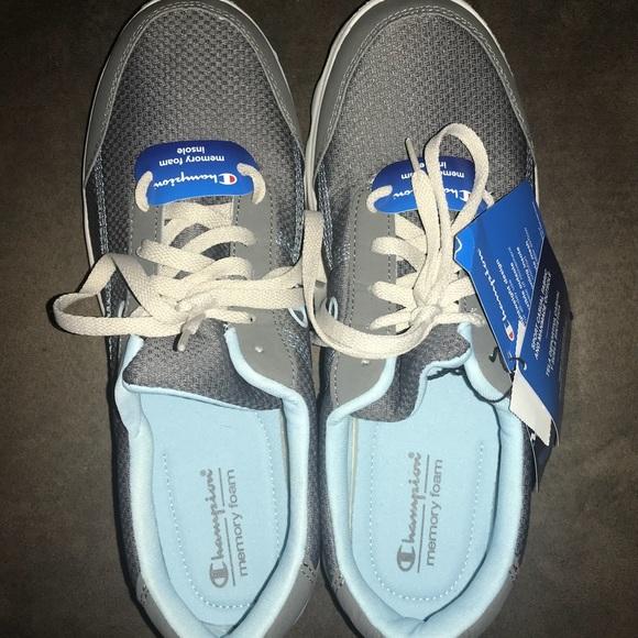 079ffe9754294 Champion Shoes - Champion Memory Foam Tennis Shoes